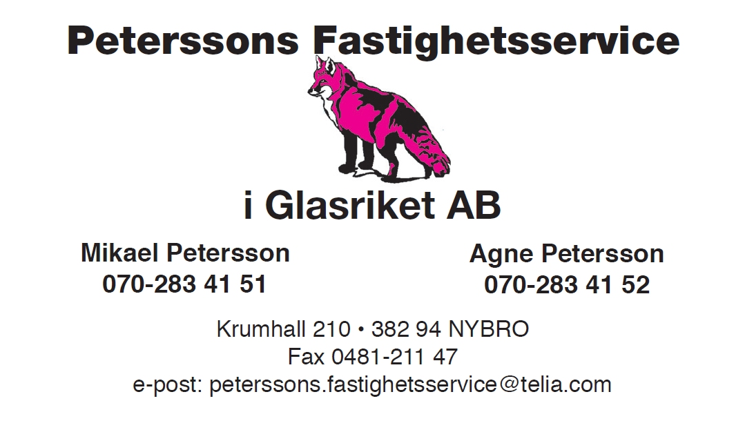 Peterssons Fastighetsservice